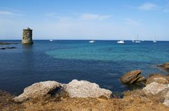 Corsica, Corse, nakrętka Corse, Górny Corse, Francja, Europa, wyspa Fotografia Stock