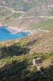 Corsica, Corse, nakrętka Corse, Górny Corse, Francja, Europa, wyspa Zdjęcie Royalty Free