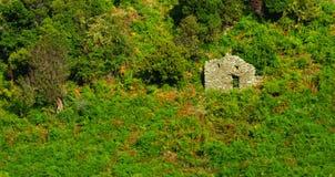 corsica gór stary sheepfold Zdjęcie Royalty Free