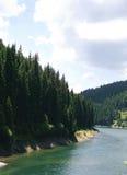 corsica góry creno de France lac jeziorne halne góry Fotografia Royalty Free