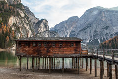 corsica góry creno de France lac jeziorne halne góry Obrazy Royalty Free