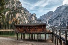 corsica góry creno de France lac jeziorne halne góry Zdjęcia Royalty Free