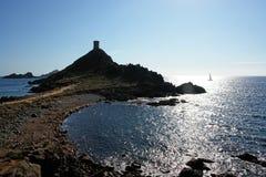 Corsica island Stock Photo