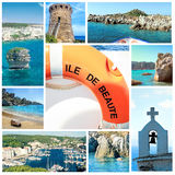 Corsica - The Isle of Beauty, France Royalty Free Stock Photos
