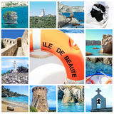 Corsica - The Isle of Beauty, France stock photography