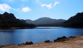 Corsica lake Royalty Free Stock Images