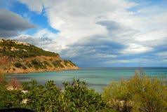 Corsica landscpe Stock Image