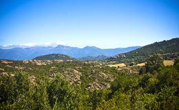 Corsica Royalty Free Stock Photo