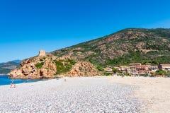 Corsica Porto zdjęcie royalty free