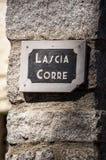 Corsica, Pozwalał mnie iść, dryluje, izoluje, pospolici powiedzenia, Francja, Europa, wyspa, lato, plaża Fotografia Stock