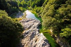 Corsica river Stock Image