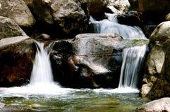 Corsica rzeka Zdjęcia Royalty Free