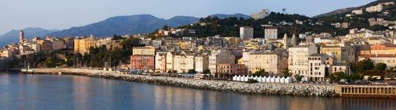 Bastia, Corsica, Corse, Cap Corse, Upper Corse, France, Europe, island Stock Photos