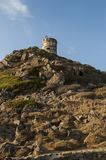 Iles Sanguinaires, Gulf of Ajaccio, Corsica, Corse, France, Europe, island Royalty Free Stock Photo