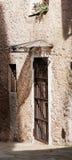 Corsica village Stock Images