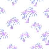 corsica wyspy ?r?dziemnomorska palmowa fotografia bra? drzewo lata bezszwowy wzoru Tropikalny t?o dla drukowa? na tkaninie ilustracji
