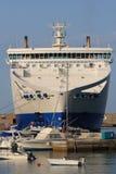 Corsicaanse veerboot Stock Foto