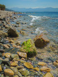 Corsican Coast Stock Photography