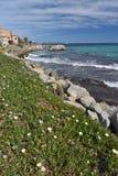Corsican coast Royalty Free Stock Photo