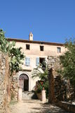 Corsican Home. Royalty Free Stock Photos