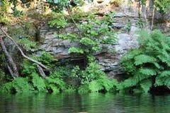 Corsican river stock photos