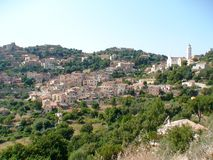 Free Corsican Village Royalty Free Stock Photo - 108262445