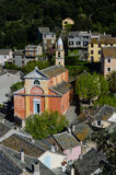 Corsican village - France Stock Photos