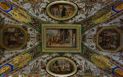 Corsini baroku sufit Zdjęcia Stock