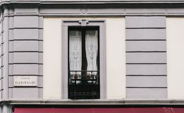Corso加里波第,米兰,意大利 免版税图库摄影