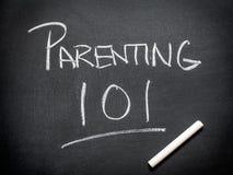 Corso di Parenting Fotografia Stock