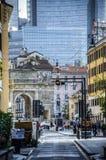 Corso Garibaldi в милане стоковая фотография