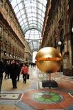Corso Vittorio Emanuele Immagine Stock