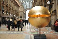 Corso Vittorio Emanuele Royalty Free Stock Image