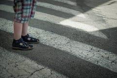 Corsswalk Стоковое Изображение RF