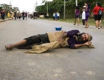 Cortège à l'EL Rincon, Cuba images stock