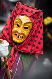 Cortège de carnaval dans Durlach (Baden) Images libres de droits