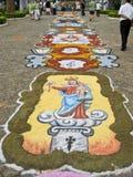 Cortège oriental Sao Joao del Rei Brésil photo stock