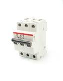 Corta-circuito automático Foto de archivo libre de regalías