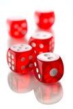 Corta do casino fotos de stock royalty free