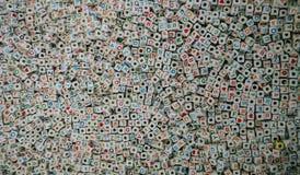 Corta en cuadritos imagen de archivo libre de regalías