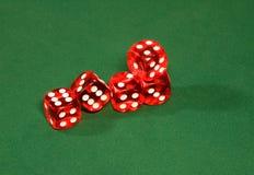 Corta en cuadritos en Vegas Imagenes de archivo