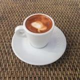Cortado coffee Stock Images