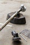 Cortador de cepillo Fotografía de archivo libre de regalías