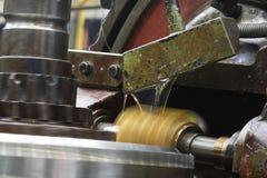 Cortador de trituração automático Imagens de Stock Royalty Free