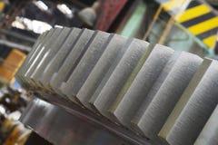 Cortador de trituração automático Fotografia de Stock Royalty Free