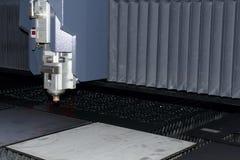 Cortador del laser fotos de archivo libres de regalías