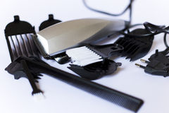 Cortador do cabelo Foto de Stock Royalty Free