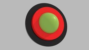 Corte completamente a parte dianteira das esferas Imagem de Stock Royalty Free