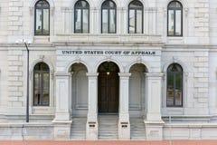 Corte d'Appello - Richmond, la Virginia degli Stati Uniti immagine stock