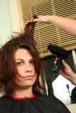 Corte de cabelo Fotografia de Stock Royalty Free